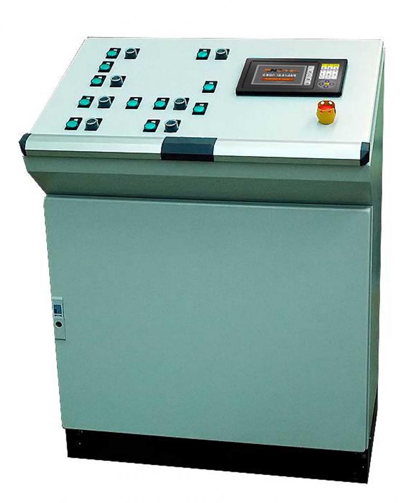Панель управления электротермическим агрегатом